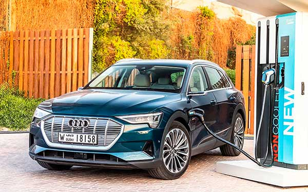 Audi-Tesla-BMW-Jaguar