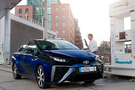 Toyota-repostaje-hidrogeno