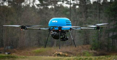 hydrogen-drone